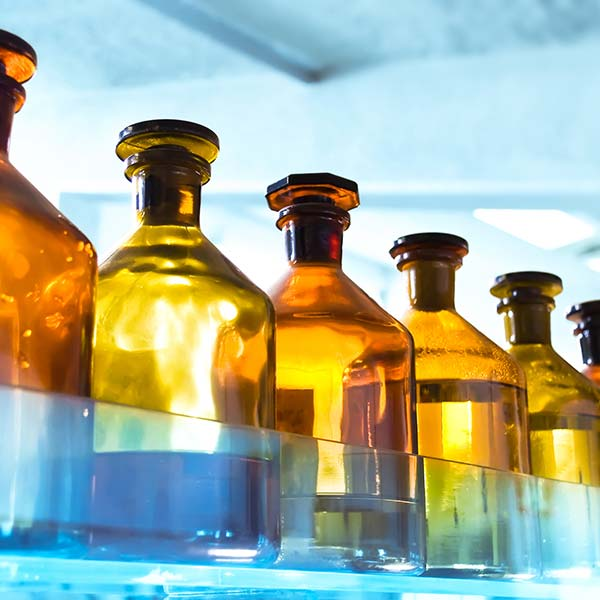 Lecithin in the pharmaceutical industry